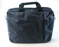 "KNOX 15.6"" CLAMSHELL LAPTOP CASE NOTEBOOK BAG CHARCOAL GREY DOUBLE PROTECTION"
